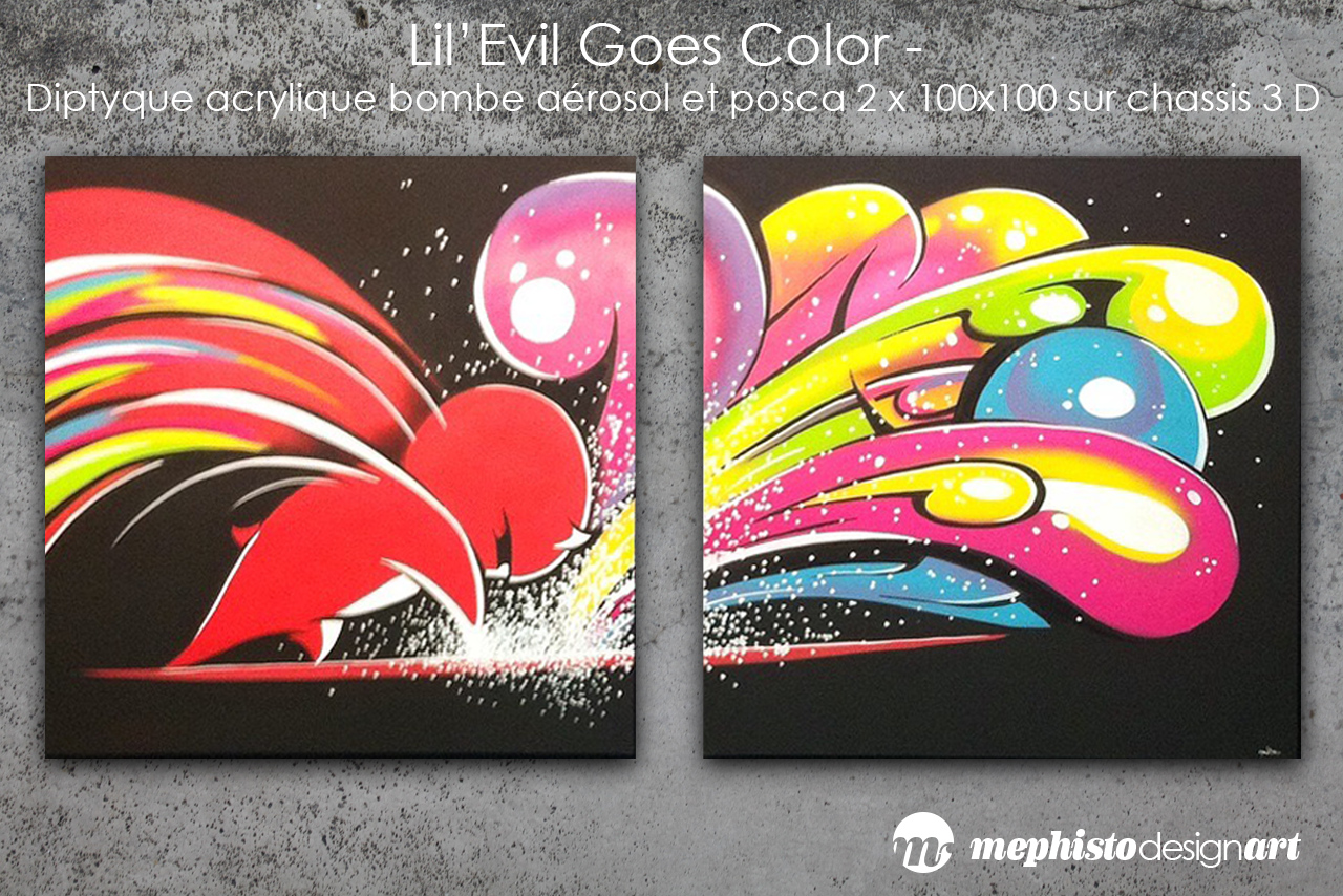 lil-evil-goes-color-and-more-on-sale-graffiti-art-by-mephistodesign