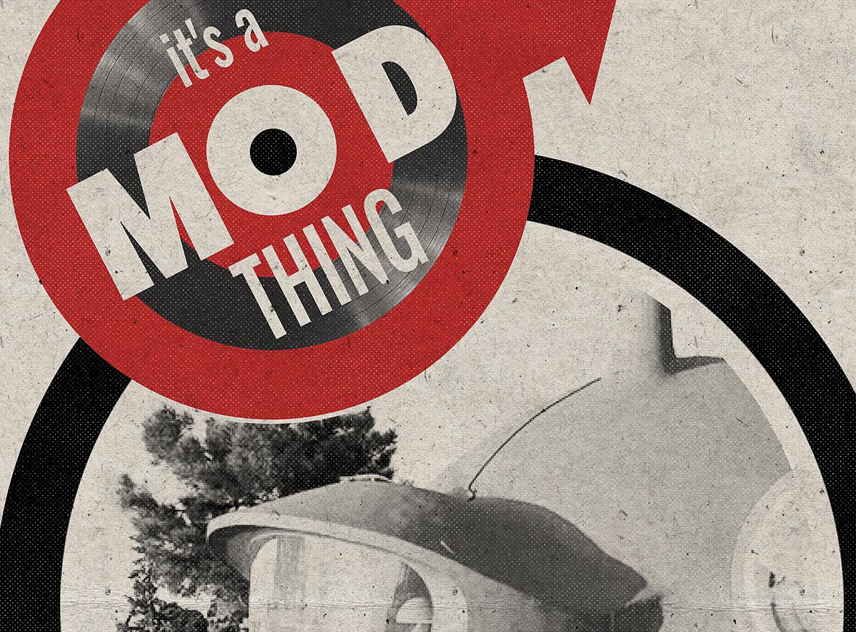 It's a Bubble Mod Thing tirage d'art par Mephisto Design