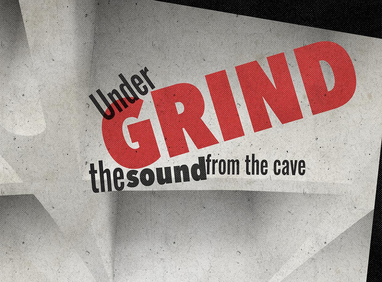 Under Grind tirage d'art par Mephisto Design